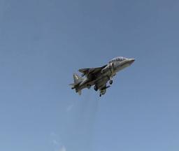 Harrier Jump Jet Footage