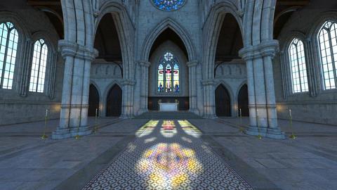 Church Animation