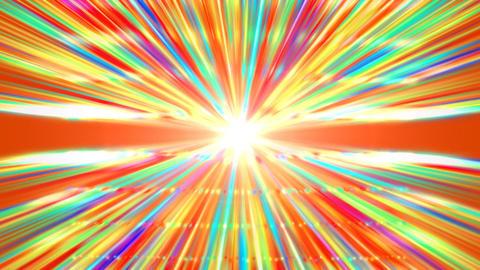 Rainbow light 01 Animation