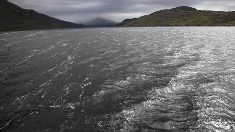 Marine landscape Footage