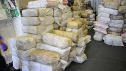 Coast Guard Cutter Stratton offloads 12,000 pounds of seized marijuana Footage
