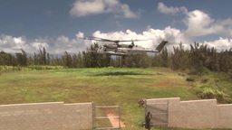 CH-53 Super Stallion helicopters drop off soldiers Footage