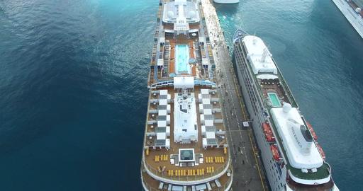 Aerial cruises Filmmaterial
