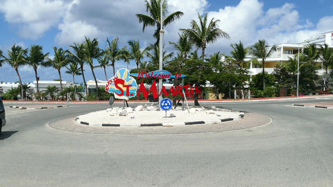 Welcome to Sint Maarten greeting Maho ビデオ