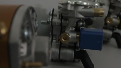 Vehicle Auto Parts Footage