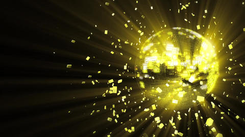 Abstract looped animated background: pulsating and... Stock Video Footage
