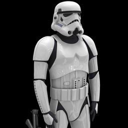 Stormtrooper Modelo 3D