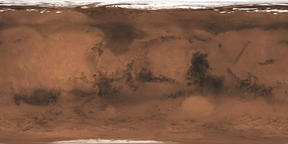 MarsPlanet 3D Model