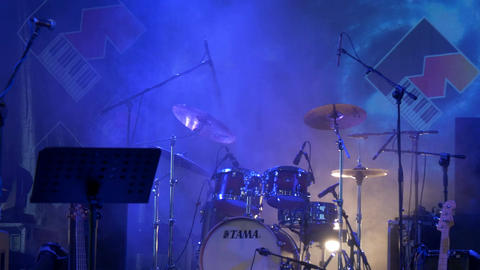Drum Stage Footage