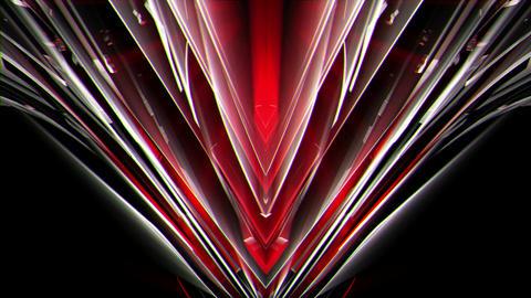 Red intention 29fps VJLoop LIMEART Live Action