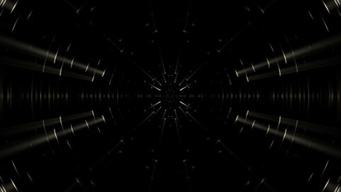 Ligts leaks9 60fps VJLoop LIMEART Footage