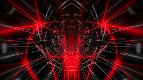 Needle Network LIMEART VJ Loop FullHD Footage