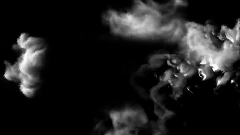 Smoke 7 Collection Stock Video Footage