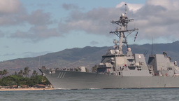 Ships Depart for Sea Phase, RIMPAC 2014 Footage
