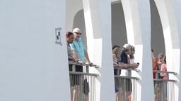 Footage of the USS Arizona Memorial Footage