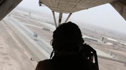 U.S. Marines Depart Helmand province Footage