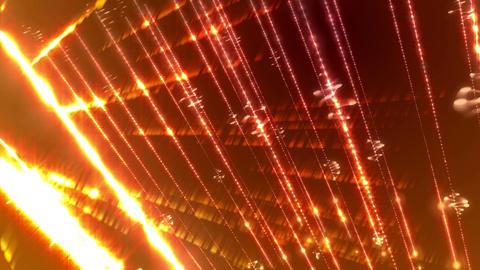 Glow light streaks loopable animation Animation