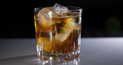Whiskey and Ice Footage