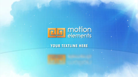 Elegant Logo Reveal After Effects Template