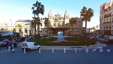 Monaco Casino Square Live Action