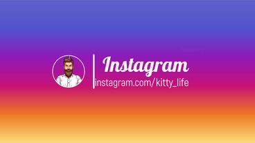 Instagram promo 4K After Effects Template