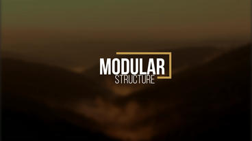 Modern Titles V6 After Effects Template