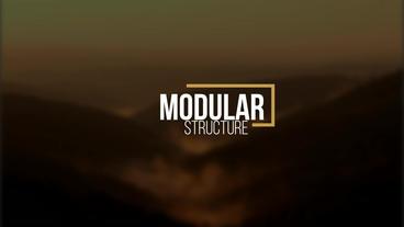 Modern Titles V6 Plantilla de After Effects