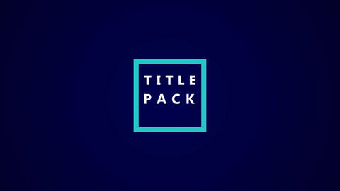 Corporate & Elegant Titles pack After Effects Template