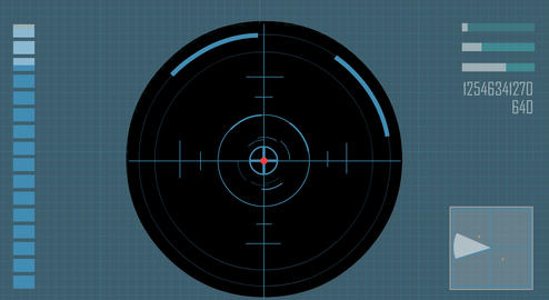 瞄準設計CGI Animación