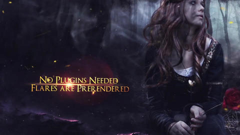 FAIRY DREAMS After Effects Template