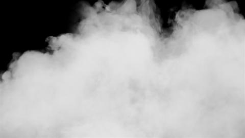 Smoke Camera In Transition Animation