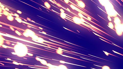 Glow Moving Streaks Purple Animation