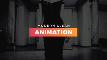 20 Modern Creative Titles After Effects Template