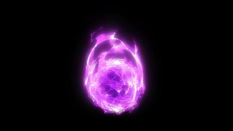 Crystal ball aura ppl Animation