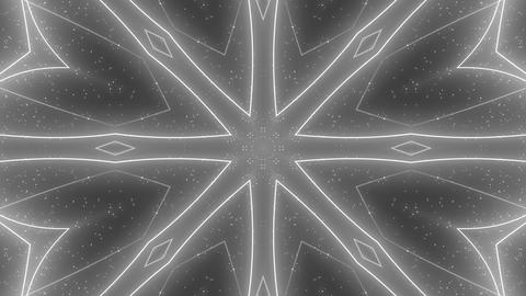 Curve line BG v kaleido wht Animation