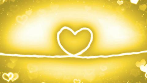 Heartline shine yl Animation