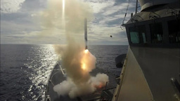Valiant Shield 2014 Missile Exercise Footage