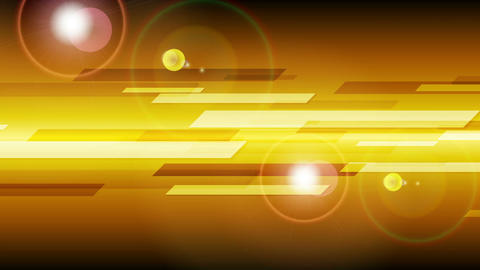 Dark orange abstract tech geometric video animation Animation