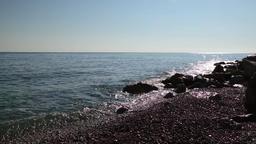 Beach ,water,ocean,sea Footage