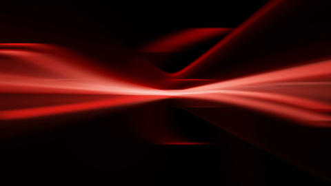 Abstract Red Blurred Streaks seamless looping Animation