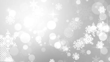 Christmas Snow Plantilla de After Effects