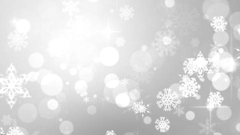 Christmas Snow After Effects Template