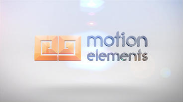 Logo 3D rotation After Effects Project