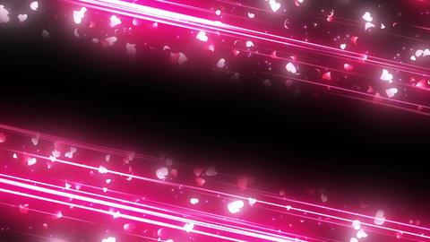 Oblique line heartleaf origin Animation