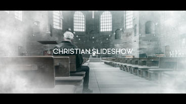 Christian Slideshow After Effectsテンプレート