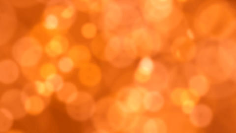 Sparkling light sparks slow motion defocused abstract background 4K Footage