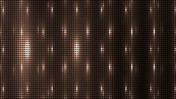 Vj Abstract Orange Bright Mosaic Animation