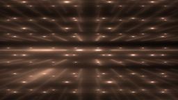 Orange Flood Lights Disco Music Background Animation