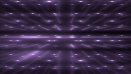 Violet Flood Lights Disco Music Background Animation