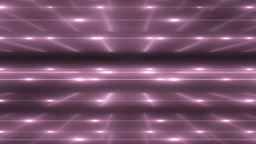 Pink Flood Lights Disco Music Background Animation